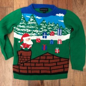 Other - Kids Christmas sweater sz 6